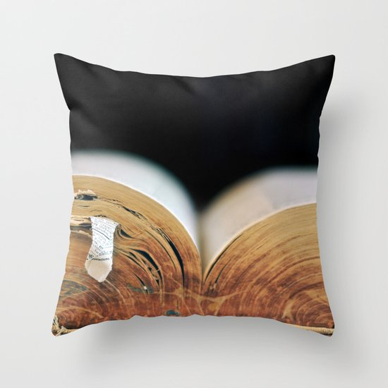 Tome Throw Pillow