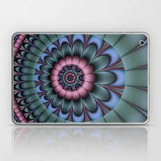 Cool abstract flower Laptop & iPad Skin