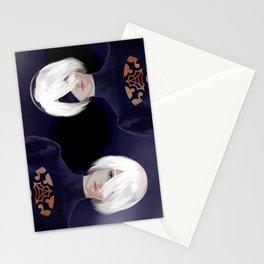 YoRHa 2B Stationery Cards
