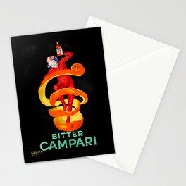 Leonetto Cappiello Bitter Campari Advertising Poster Stationery Cards