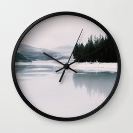 Milk/Ice Part 2 Wall Clock