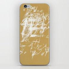 crossing 8 iPhone & iPod Skin