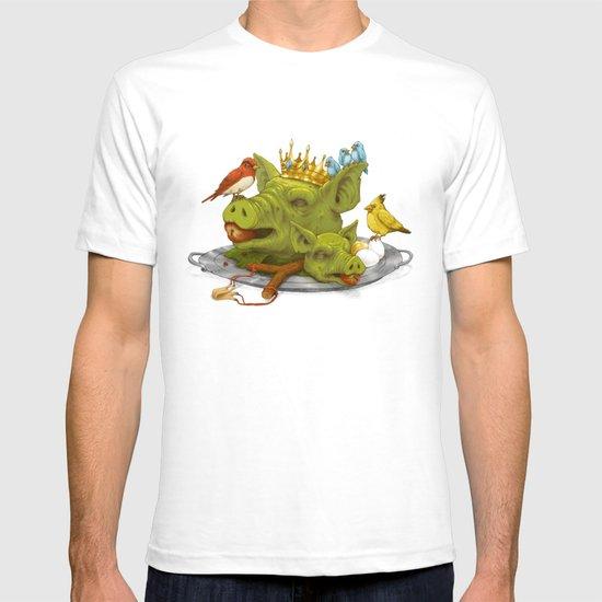 Furious Fowl T-shirt