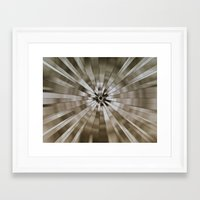 stargate Framed Art Prints featuring Stargate by Elaine C Manley