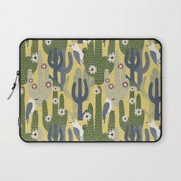 Cactus Wrens Laptop Sleeve