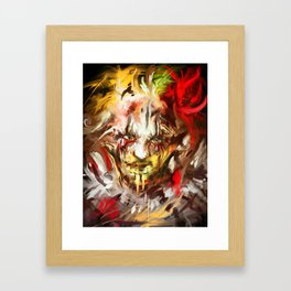 Carnival of Rust Framed Art Print