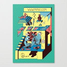 www.mmxi.com Canvas Print