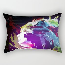Philosophy of Adoration Rectangular Pillow
