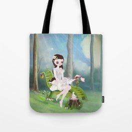 Sarah BelleFleur Tote Bag