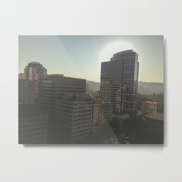 Portland, Oregon Metal Print