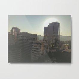 Portland, Oregon Metal Print