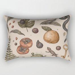 Florida Nature Walks Rectangular Pillow