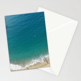 Italian Beach 1 Stationery Cards
