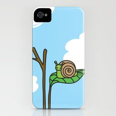 Sweet Snail iPhone (4, 4s) Slim Case