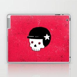 skull dude Laptop & iPad Skin