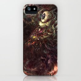 Star Eater iPhone Case