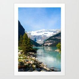 Lake Louise, Alberta Canada Art Print