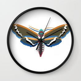 My shadow, my beauty... Wall Clock