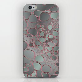 Abstract digital work 3 iPhone Skin