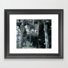 Factory 4 Framed Art Print