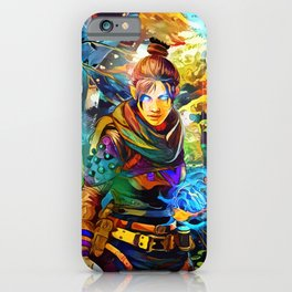 Skirmisher iPhone Case