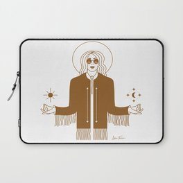Queen of the Cosmos Laptop Sleeve