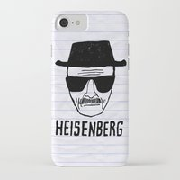 heisenberg iPhone & iPod Cases featuring HeisenBerg by IIIIHiveIIII