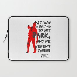 We Weren't There Yet Laptop Sleeve