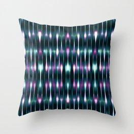The Jelly Bean Express Platform 54 Throw Pillow