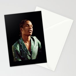 kendrick lamar Stationery Cards