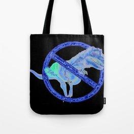 No T-rex arms Tote Bag