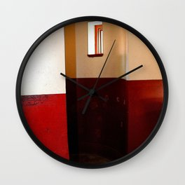Internal Turret Wall Clock