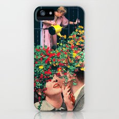 Growing Love iPhone (5, 5s) Slim Case