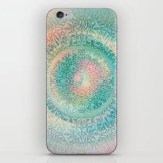 Pastel Mandala 2 iPhone Skin