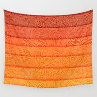 sunrise Wall Tapestries featuring Sunrise by Diogo Verissimo