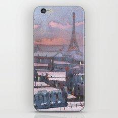 Candy Paris iPhone & iPod Skin