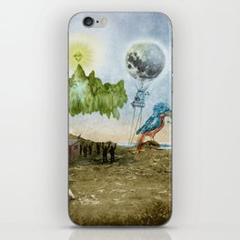 Secret Mountain iPhone Skin