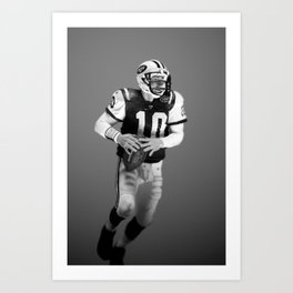 Chad Pennington Art Print