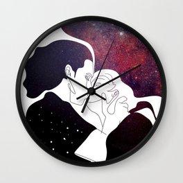 You feel like home Wall Clock
