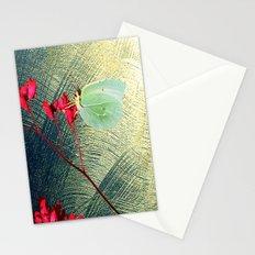 Butterfly vintage Stationery Cards