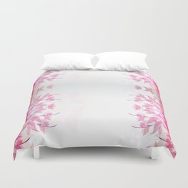 Soft butterfly Duvet Cover