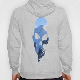 Ghosts In The Snow Hoody