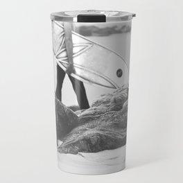 catch a wave IV Travel Mug