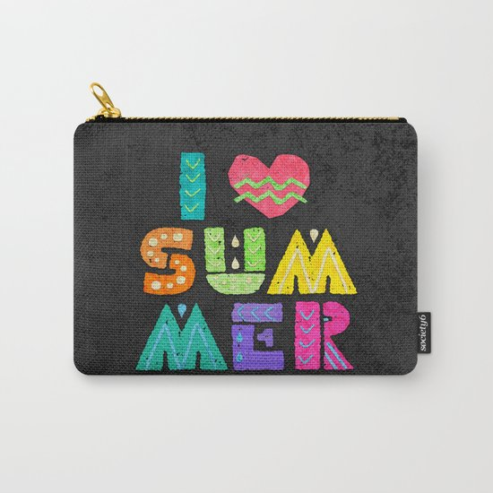 I love summer! Carry-All Pouch