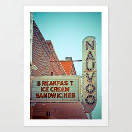 Nauvoo Art Print