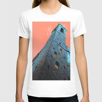 florence T-shirts featuring Florence by Chernyshova Daryna
