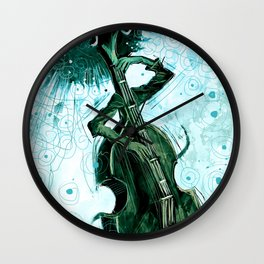E.S. bot Wall Clock