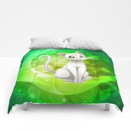 Artemis (Sailor Moon Crystal edit.) Comforters