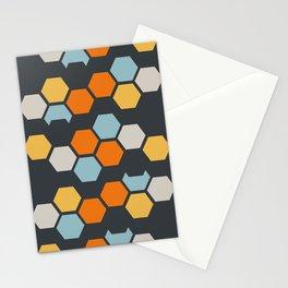 Sam (Gray Blue) Stationery Cards