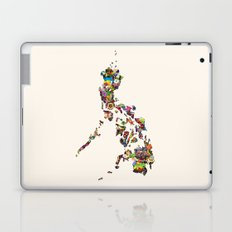 7,107 Islands | A Map of the Philippines Laptop & iPad Skin